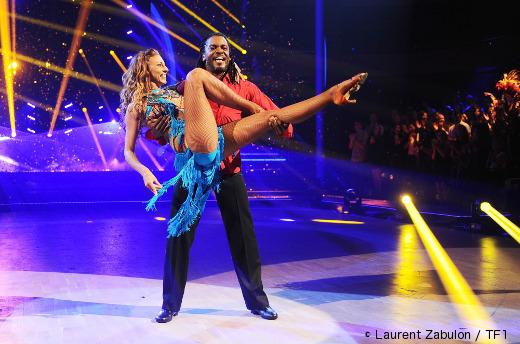 Anthony Kavanagh et Silvia Notargiacomo - Danse avec les stars
