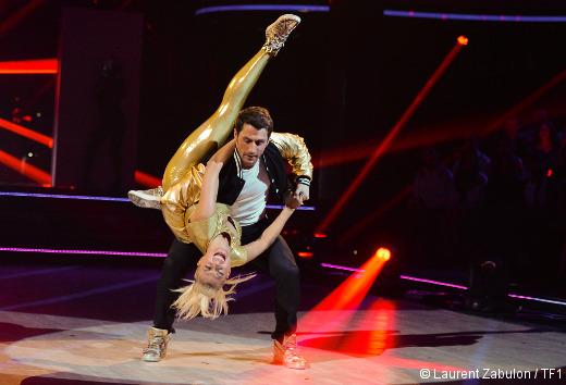 Brian Joubert et Katrina Patchet - Danse avec la plume