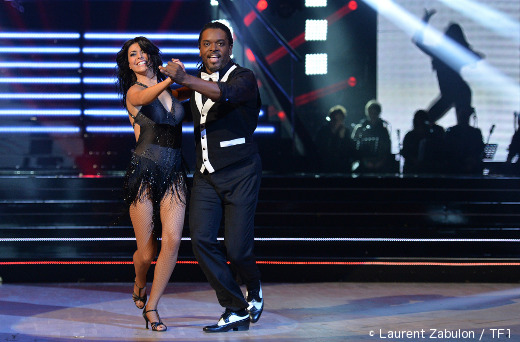 Anthony Kavanagh et Candice Pascal - Danse avec les stars