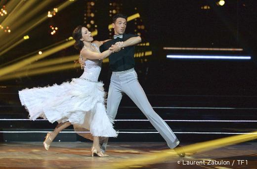 Nathalie Péchalat et Maxime Dereymez - Danse avec les stars