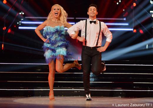 Brian Joubert et Katrina Patchett - Danse avec les stars