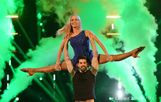 Miguel Angel Muñoz et Tonya Kinzinger - Danse avec les stars