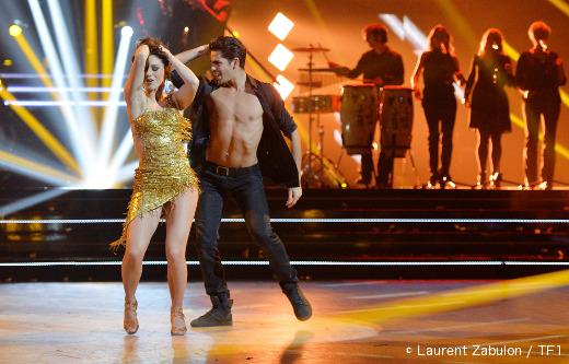 Nathalie Péchalat et Christophe Licata - Danse avec les stars