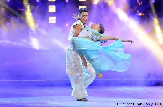 Rayane Bensetti et Denitsa Ikonomova - Danse avec les stars