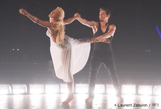 Brian Joubert et Katrina Patchett