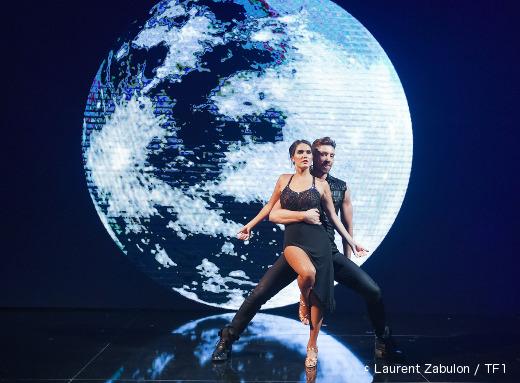 Joyce Jonathan et Julien Brugel - Danse avec les stars