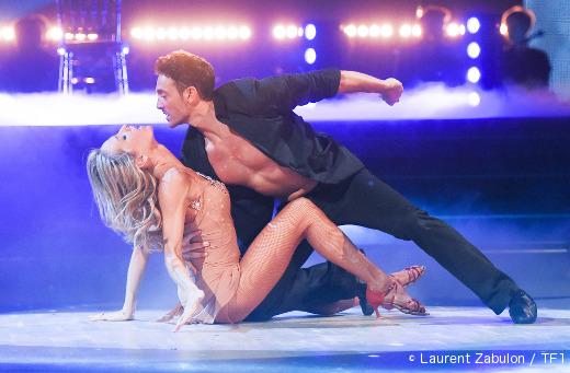 Tonya Kinzinger et Maxime Dereymez - Danse avec les stars