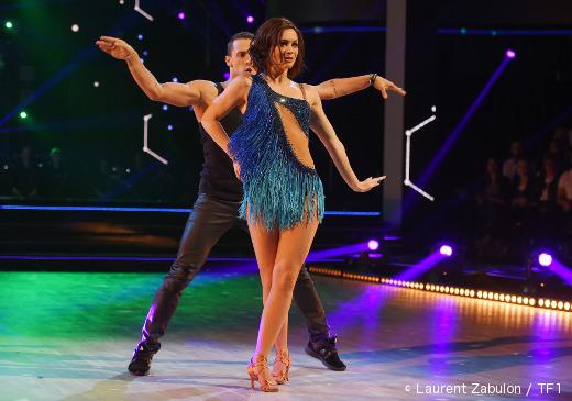 Nathalie Péchalat et Grégoire Lyonnet - Danse avec les stars