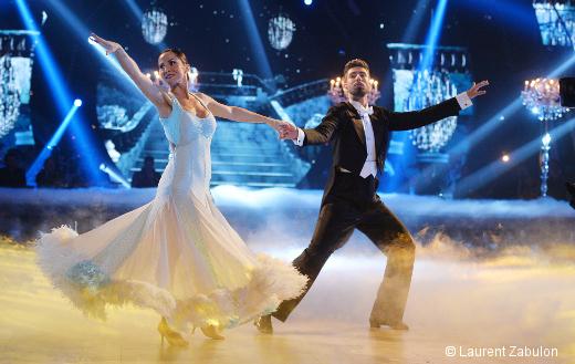 Danse avec les stars - Fabienne Carat et Julien Brugel