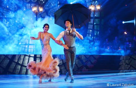 Danse avec les stars - Olivier Dion et Candice Pascal