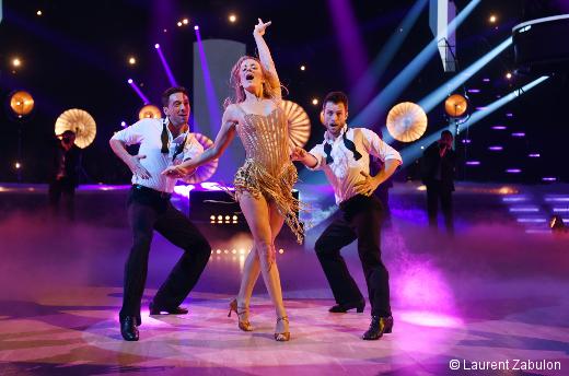 Danse avec les stars - Véronique Dicaire, Christian Millette et Maxime Dereymez