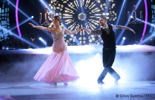 Danse avec les stars - Enjoy Phoenix et Yann-Alrick Mortreuil