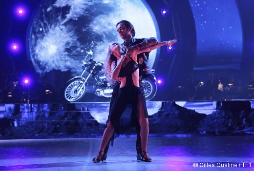Danse avec les stars - Thierry Samitier et Emmanuelle Berne