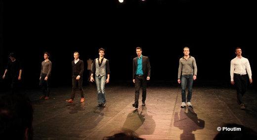 La soirée Danseurs chorégraphes 2013 - Les saluts
