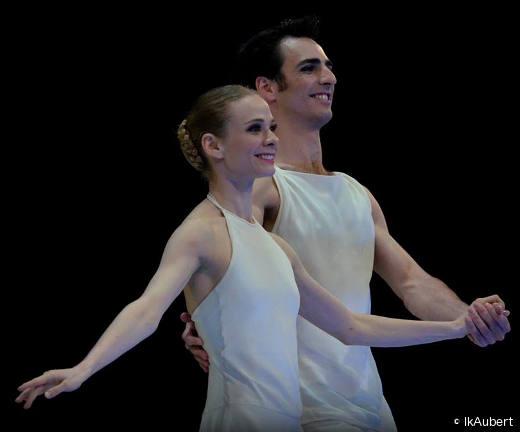 Léonore Baulac et Allister Madin