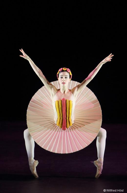 Le Ballet triadique d'Oskar Schlemmer et Gerhard Bohner - Marta Navarrete Villalba
