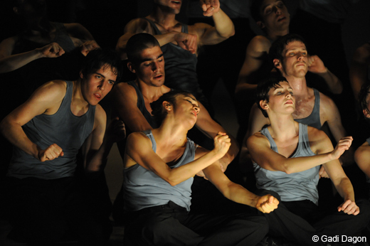 Decadance Paris — Batsheva Dance Company