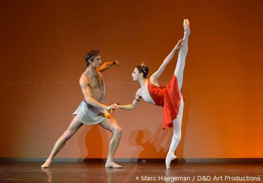 Maia Makhateli et Arthur Shesterikov - La Nuit des Étoiles 2014