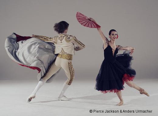 Don Quichotte - Ballet du Bolchoï