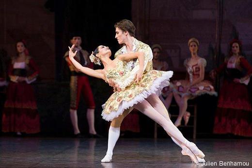 Mathilde Froustey et Pierre-Arthur Raveau - Don Quichotte