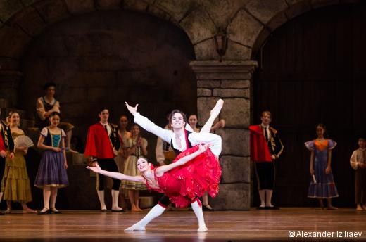 Don Quichotte-Mayara Pineiro et Etienne Diaz-Acte1