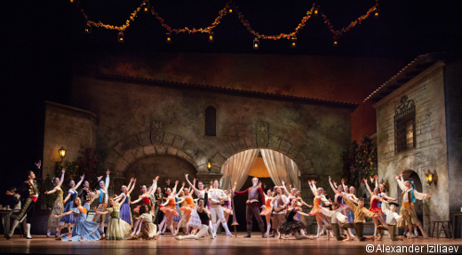Don Quichotte-Pennsylvania Ballet