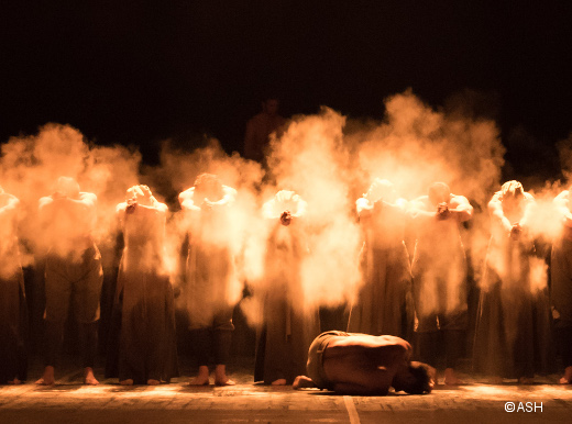 Dust d'Akram Khan