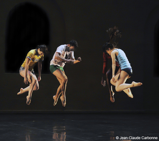 Empty moves (parts I, II & 3) d'Angelin Preljocaj