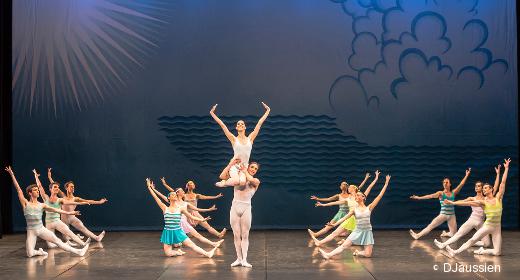 En Sol de Jerome Robbins - Ballet Nice-Méditerrannée