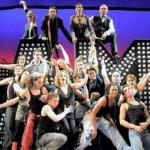 La comédie musicale Fame au Palais Garnier en janvier 2015