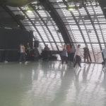 En répétition – Foray Forêt de Trisha Brown par le Ballet de l'Opéra de Lyon
