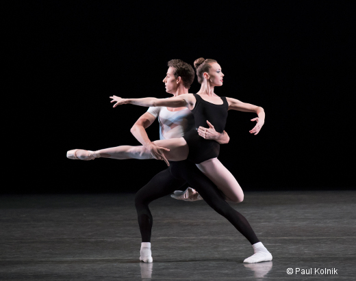 The Four Temperaments de George Balanchine