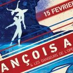 François Alu et les danseurs-ses- de l'Opéra de Paris – 3e Étage