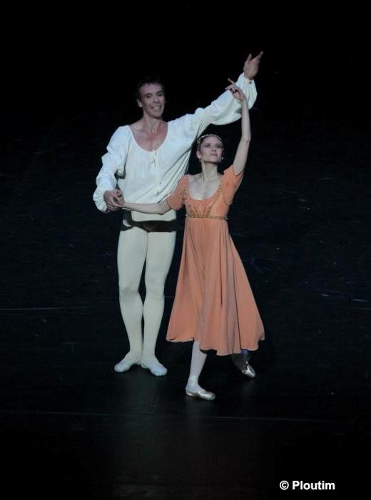 Roméo et Juliette - Nicolas le Riche et Laëtitia Pujol