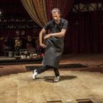 Israel Galvan fait son cirque avec les Romanès