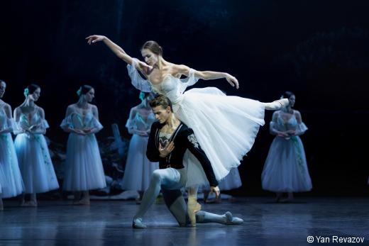 Giselle - Polina Semionova et Marian Walter
