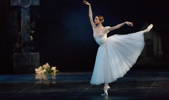 Svetlana Zakharova - Giselle