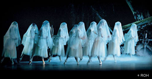 Giselle - Royal Ballet de Londres