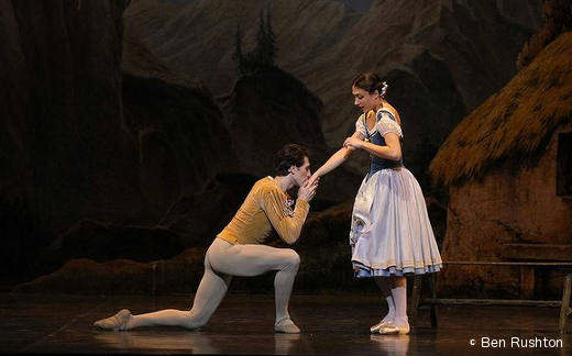 Giselle - Dorothée Gilbert et Mathieu Ganio