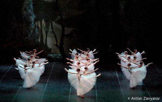 Giselle - Ballet de Perm
