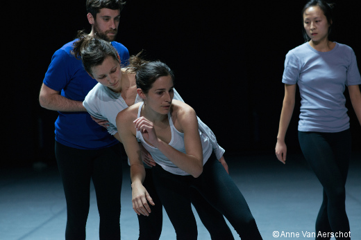 Golden Hours (As you like it) d'Anne Teresa De Keersmaeker