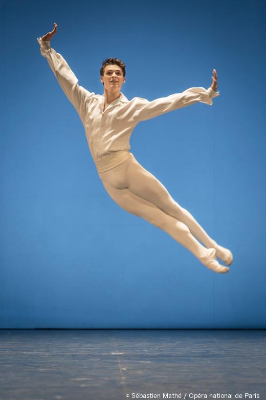 Hugo Marchand - Concours de promotion 2014, variation libre (Études)