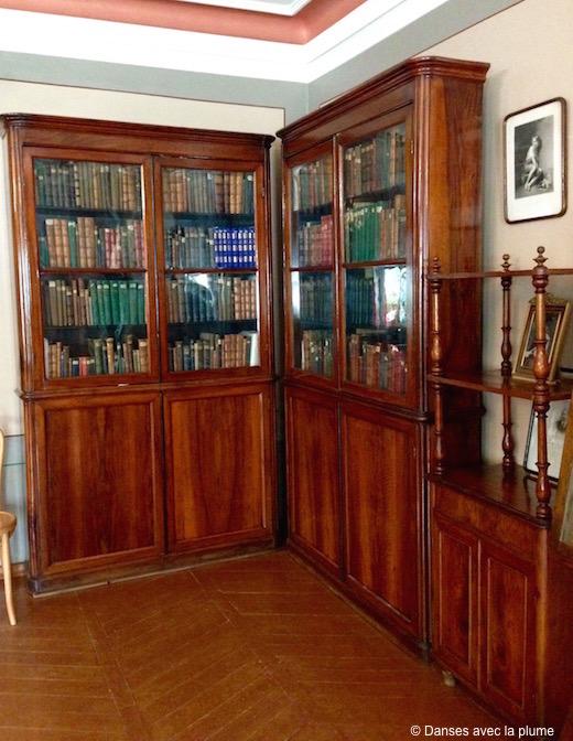 Bibliothèque d'auteurs principalement russes