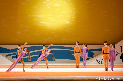 Icare de Serge Lifar - Ballet de l'Opéra de Bordeaux