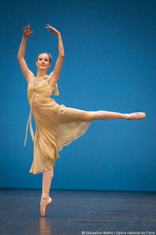 Ida Viikinkoski - Concours de promotion 2014, variation libre (The Four Seasons)