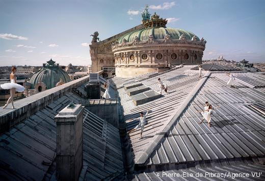In situ, dans les coulisses de l'Opéra de Paris