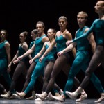 Soirée William Forsythe par le Semperoper Ballett de Dresde