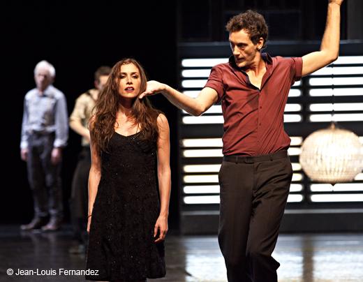 Volver de Jean-Claude Gallotta et Olivia Ruiz