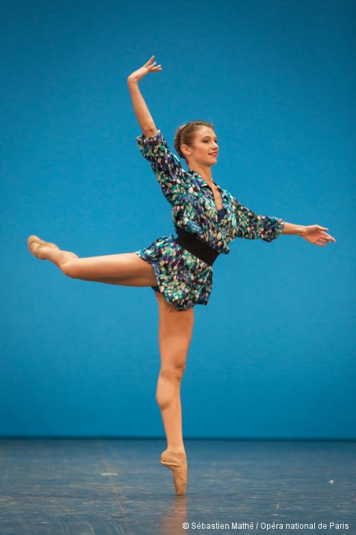 Jennifer Visocchi - Concours de promotion 2014, variation libre (Grand Pas)