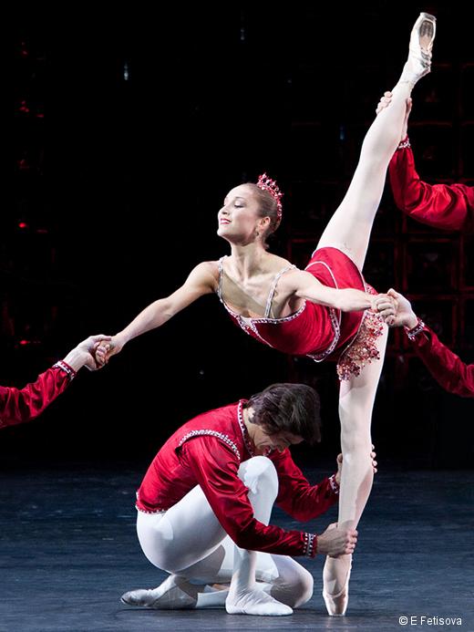 Joyaux - Ballet du Bolchoï